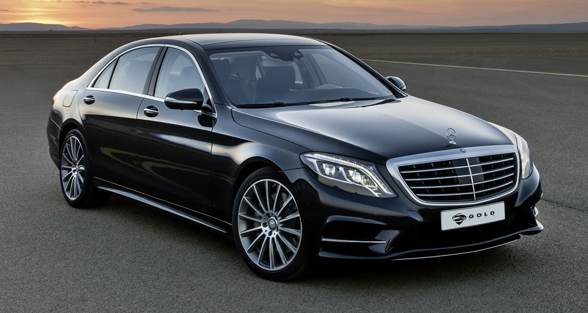 Mercedes S 350 Long - Full extra