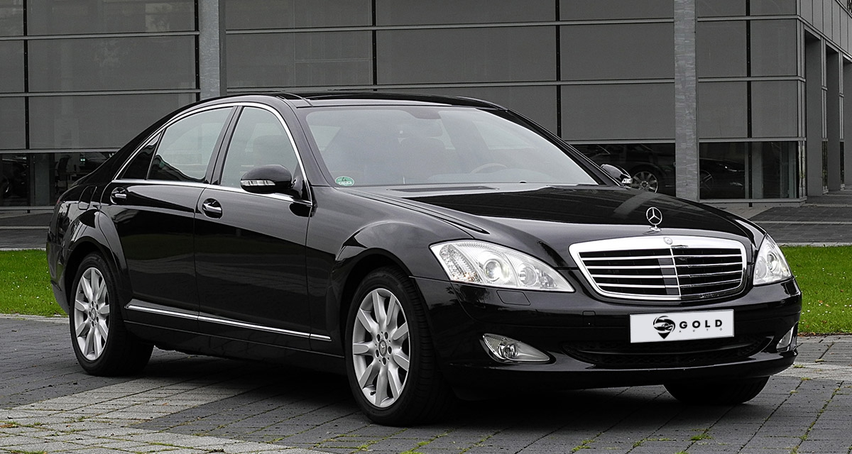Mercedes S 250 Grand edition